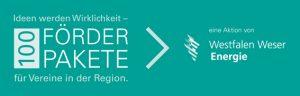 Ideen werden Wirklichkeit - 100 Förderpakete für Vereine aus der Region