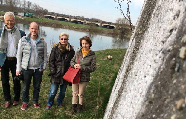 Konzept für das Rechte Weserufer – Weserfreunde werden beteiligt!