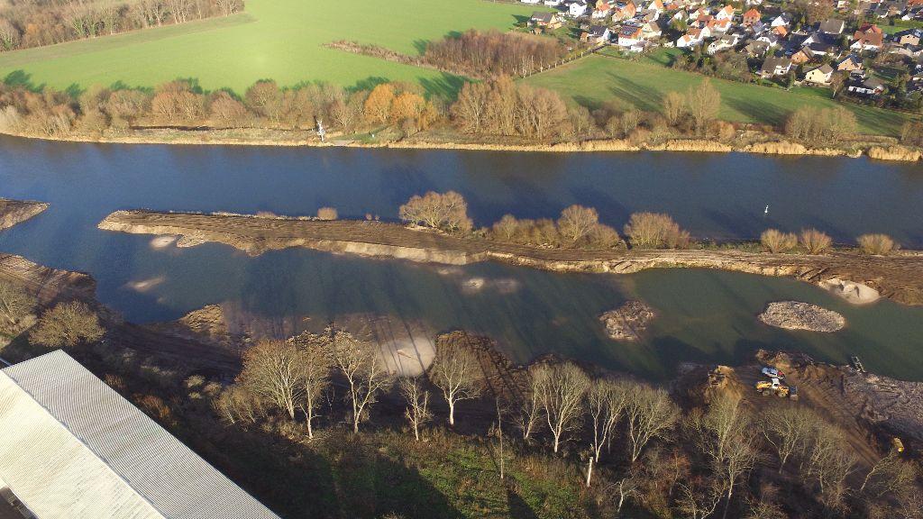 2. Weserinsel