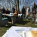 den Treffen an der Weser in Minden mit den Ortsbürgermeistern Rechtes Weserufer und Leteln